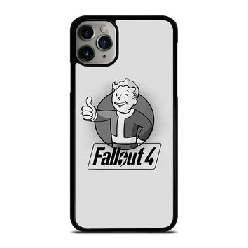 VAULT BOY TECH FALLOUT 4 iPhone Case Cover