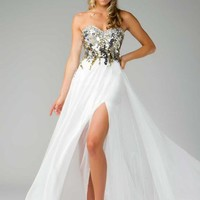 MacDuggal 50116M at Prom Dress Shop