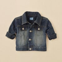 newborn - boys - denim jacket | Children's Clothing | Kids Clothes | The Children's Place