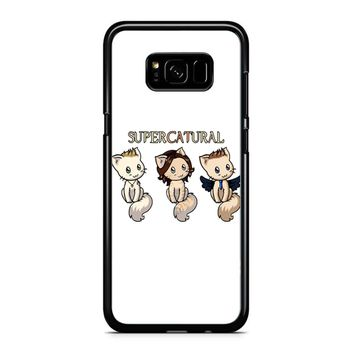 Supercatural 1 Samsung Galaxy S8 Case