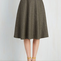 Vintage Inspired Long Prim Class Hero Skirt