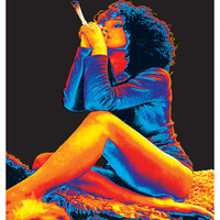 2565 Joint Black Light Poster