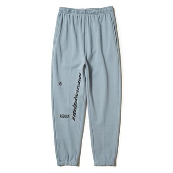 Season 5 Sweatpants Women Men 1:1 High Quality Hip Hop Calabasas Kanye West Drawstring Joggers Sweat Pants Season 5 Sweatpants