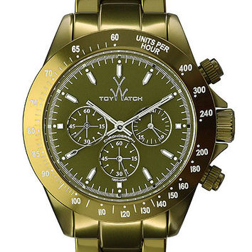 Metallic WATCH COLLECTION Olive Chronograph ME14OL