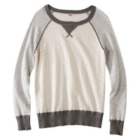 Mossimo Supply Co. Juniors Raglan Sleeve Sweater - Assorted Colors
