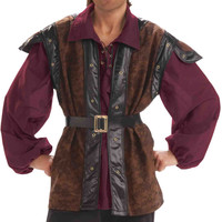 men's costume: medieval mercenary