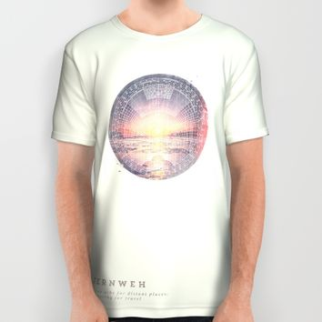 Fernweh Vol 5 All Over Print Shirt by HappyMelvin | Society6