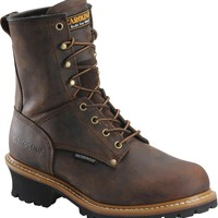 "Men's Carolina® 8"" Steel Toe Loggers Boot"