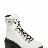 Czech Lace-Up Boot white - Google Search