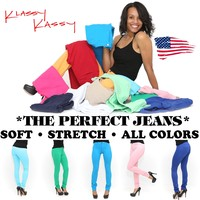 Lollipop skinnies | Klassy Kassy