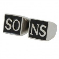Stainless Steel SO-NS Ring Set