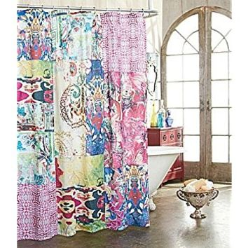 Tracy Porter Leandre Shower Curtain