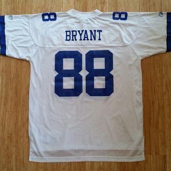 Dallas Cowboys Dez Bryant Reebok NFL Football Jersey Size XL Great Condition!
