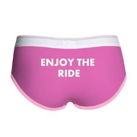 Enjoy The Ride Women's Boy Brief> Have A Great Life T-Shirts