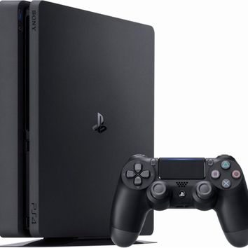 Playstation 4 500GB Slim Console - Black
