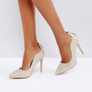 Little Mistress Point High Heels at asos.com