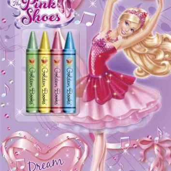 Dream Dancer (Barbie in the Pink Shoes)