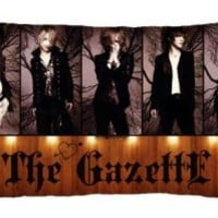 "The Gazette Personalized Custom Zippered Pillow Case 16""x24""(one side) - Shinhwa Create"
