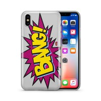 Bang - Clear TPU Case Cover