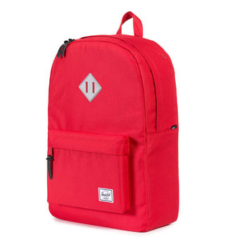Herschel Supply Co.: Heritage Backpack - Red / 3M Rubber