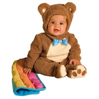 Teddy Bear Costume - Baby (Blue)