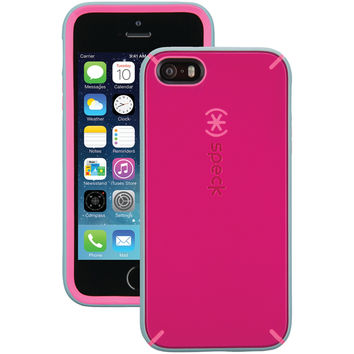 SPECK 71179-C106 iPhone(R) 5/5s MightyShell(TM) Case (Fuchsia Pink/Cupcake Pink/Heritage Gray)