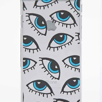 Skinny Dip Eye iPhone 6 Case in Blue - Urban Outfitters