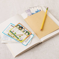 Sukie Sunshine Camper Travel Journal | Urban Outfitters