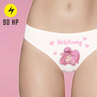 Lickitung Pokemon Panties - AltPanties