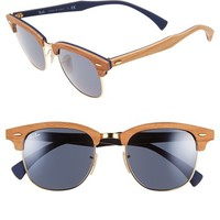 Women's Ray-Ban 'Clubmaster' 51mm Sunglasses