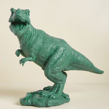 Interi-roar Design Dinosaur Statue