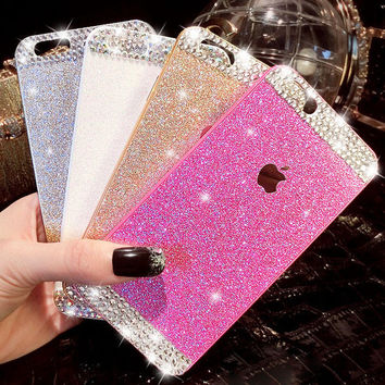 Shine Crystal iphone 6 6s Plus Case