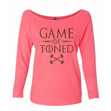 Game Of Toned