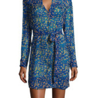 Isabel Marant Etoile seen dress electric blue