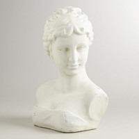 Victorian Bust Tabletop Decor
