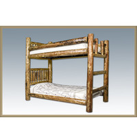 Montana Woodworks Glacier Country Twin/Twin Bunk Bed