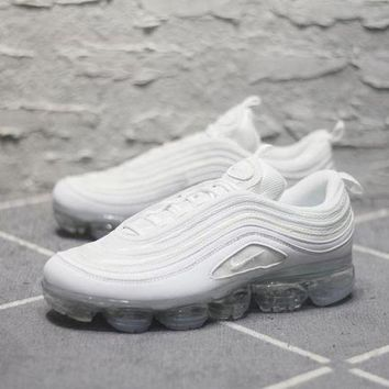 PEAP2Q Nike Air Max 97 VaporMax Q100-3200 White Sport Running Shoes