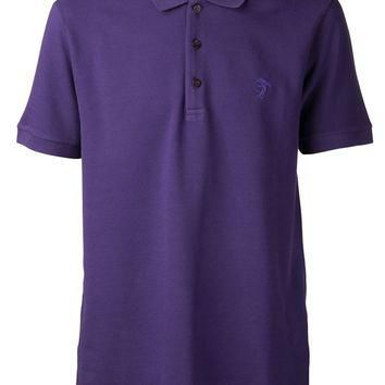 Versace Collection Pique Polo Shirt