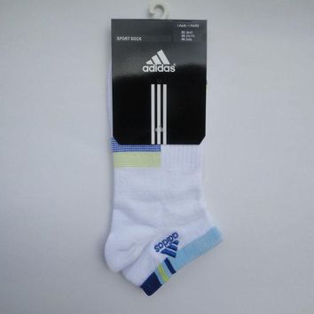 LMOFN1 Adidas Men Casual Sport No-Show Invisible Socks