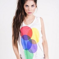 Tank - Colors - T-shirts & Tanks - Women - Modekungen - Fashion Online | Clothing, Shoes & Accessories