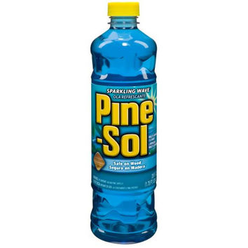 Pine-Sol Multi-Surface Cleaner, Sparkling Wave, 28 Fluid Ounce Bottle