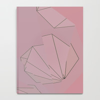 Shapes Shifted Notebook by duckyb