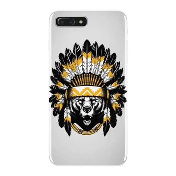 native american chief bear iPhone 7 Plus Case