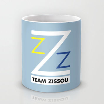 Team Zissou Mug The Life Aquatic With Steve Zissou