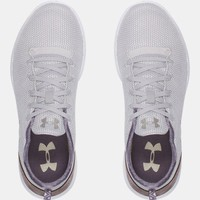 Women's UA Street Precision Sport Low Metallic Lifestyle Shoes | Under Armour US