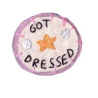 Little Victories 'Got Dressed' Patch
