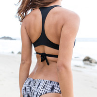 L*Space Swim - Monique Reversible Bottom | Outlaw