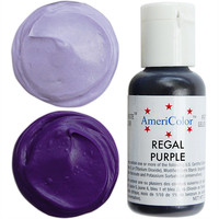 Purple Gel Paste Food Color