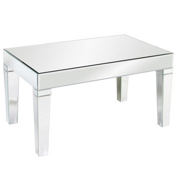 Leo Mirrored Coffee Table