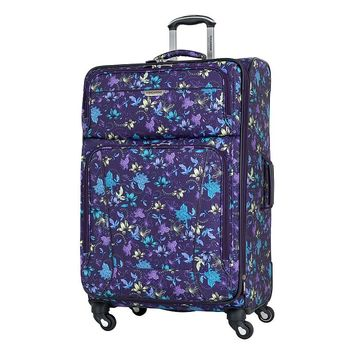 Ricardo Beverly Hills Luggage, 28-in. Lily Expandable Spinner Upright (Multicolor)